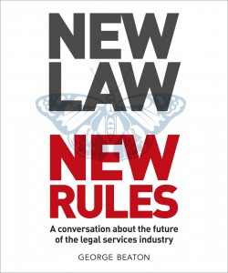 NewLaw New Rules cover